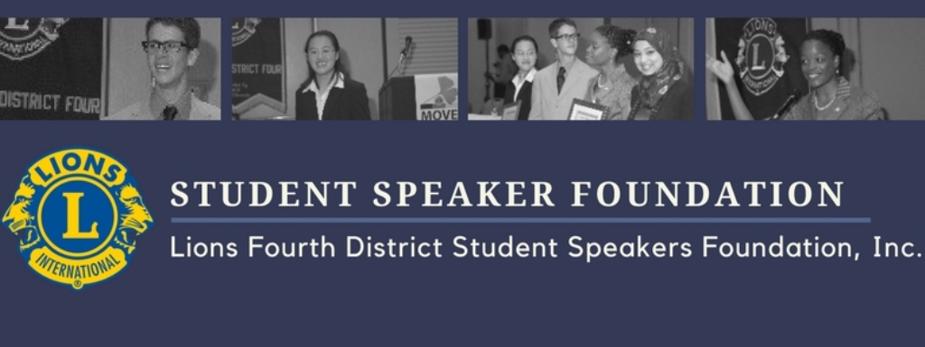 Student Speaker Foundation